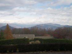 Mountain View from the Blue Ridge Assembly