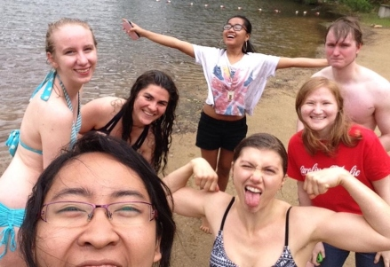 Out at Lake Powhatan