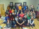 Fall Discipleship attendees